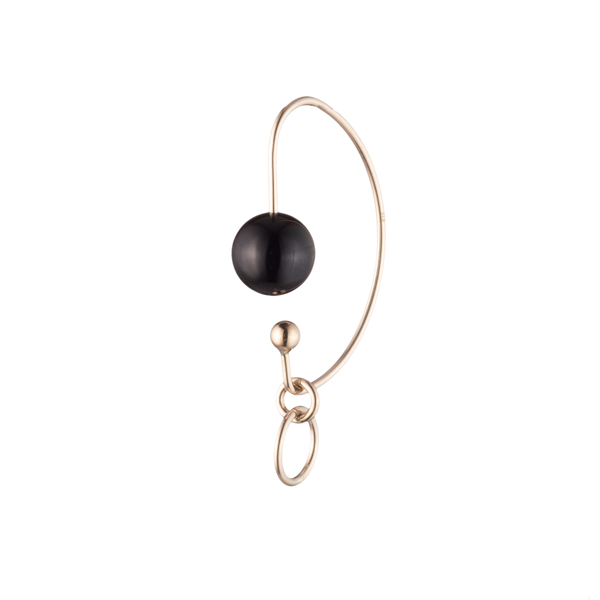 【NEW】Onyx Miro Ear Cuff IN45KCF new 新作 イヤーカフ イヤカフ オニキス 天然石