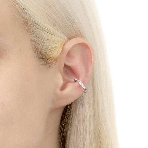 【NEW】Ear Cuff S(WhiteGold) MH01HDFS イヤーカフ ホワイトゴールド WhiteGold