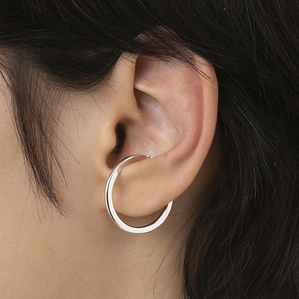 【NEW】Ear Cuff M (WhiteGold) GS11HMFM イヤーカフ WhiteGold ホワイトゴールド 新作 NEW