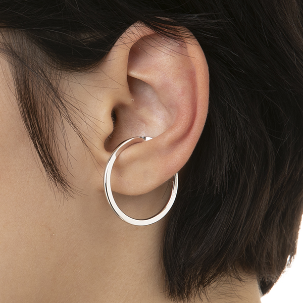 【NEW】Ear Cuff L (WhiteGold) GS12HMFB イヤーカフ ホワイトゴールド WhiteGold 新作 NEW