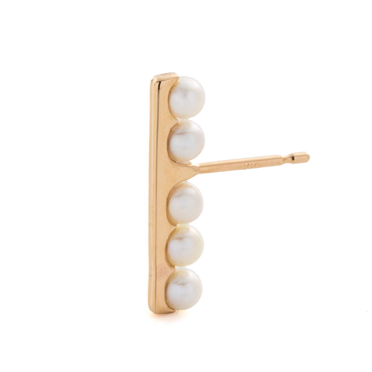 【NEW】Beluga Pearl Earring PE67KPE NEW ベルーガ akoya パール ピアス