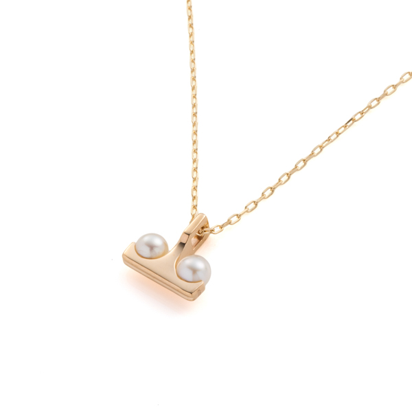 【NEW】Beluga Pearl Necklace PE71KPN NEW ベルーガ akoya パール ネックレス
