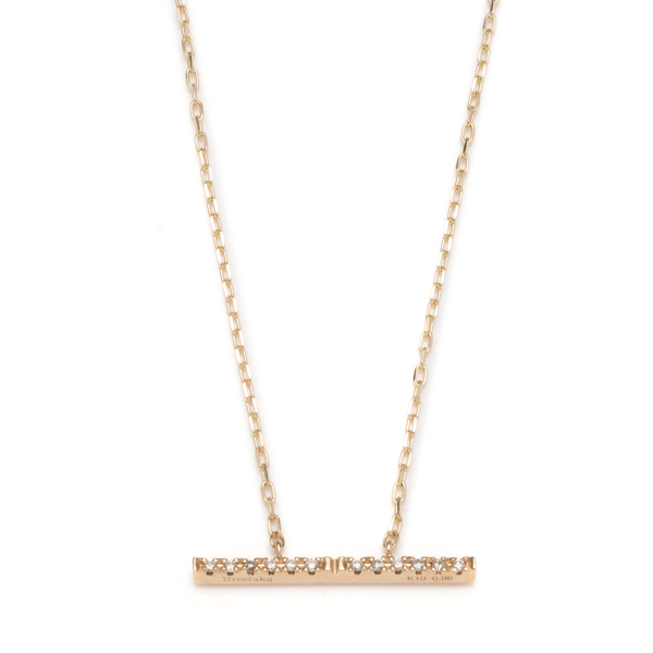 Trapeze Diamond Necklace M TP02KDN  Diamond Necklace ネックレス ダイヤモンド ダイヤ トラペーズ Trapeze ギフト ホワイトデー プレゼント ギフト