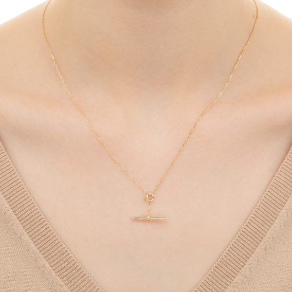 【NEW】Trapeze Necklace TP04KMN Trapeze NEW ネックレス ベネチアンチェーン ケーブルチェーン