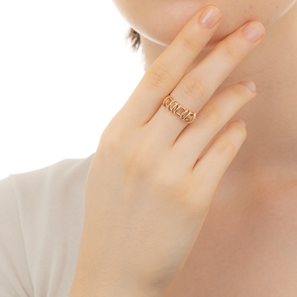 【NEW】Contortionist Ring CO06KMR ring new 新作 リング