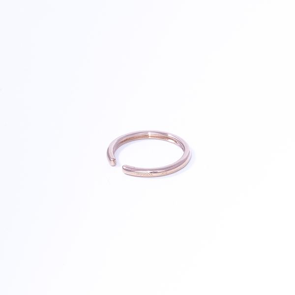 Hoop Ear Cuff L(Rose Gold) AB14AMFB ローズゴールド イヤーカフ