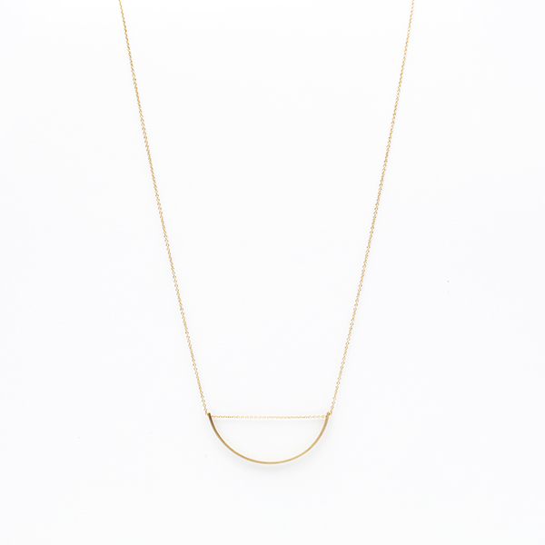 Bow Long Necklace M BW01KMLM ネックレス ロングネックレス