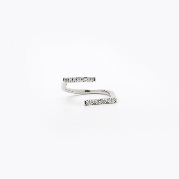 【NEW】Manhattan Ring(WhiteGold)